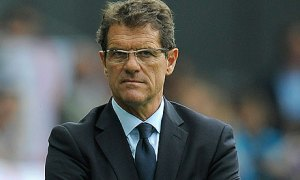 Capello Could Relieve England Of Their Burden